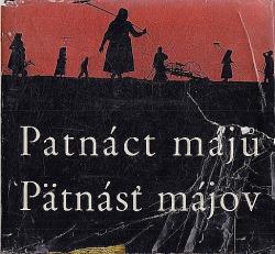 Patnáct májů / Pätnásť májov obálka knihy