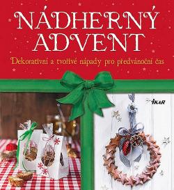 Nádherný advent obálka knihy