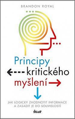 Principy kritického myšlení obálka knihy