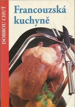Francouzská kuchyně obálka knihy