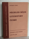 Přehled dějin literatury české