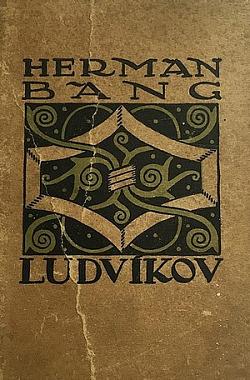 Ludvíkov obálka knihy