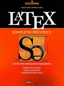 Latex - kompletní průvodce obálka knihy