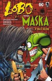Lobo versus Maska a další řežba obálka knihy