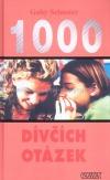 1000 dívčích otázek obálka knihy