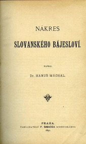 Nákres slovanského bájesloví