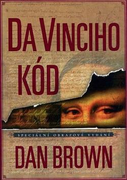 Da Vinciho kód obálka knihy