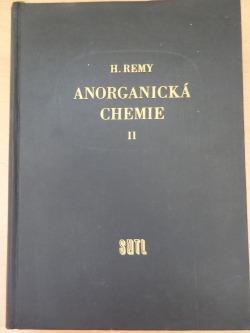 Anorganická chemie II.
