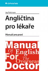 Angličtina pro lékaře obálka knihy