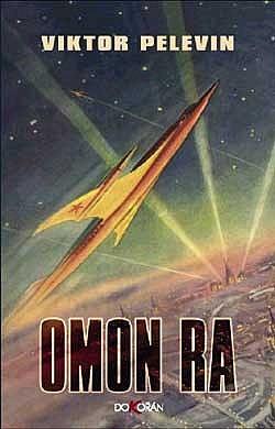 Omon Ra obálka knihy