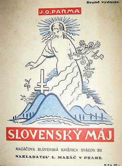 Slovenský máj obálka knihy