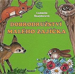 Dobrodružství malého zajíčka obálka knihy