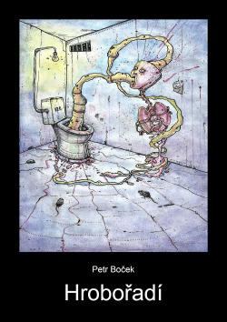 Hrobořadí obálka knihy