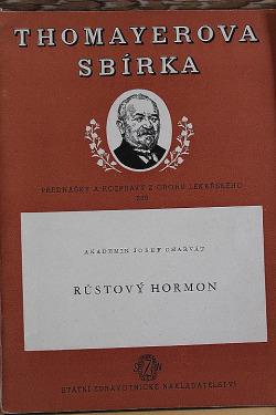 Růstový hormon obálka knihy