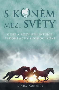 S koněm mezi světy obálka knihy