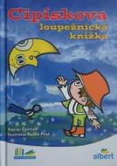 Cipískova loupežnická knížka Obálka knihy