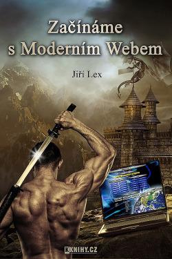 Začínáme s Moderním Webem obálka knihy