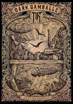 Dark Gamballe - Svět za dekou obálka knihy