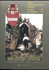 Hrad Lopata obálka knihy