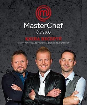 masterchef česko kniha receptů