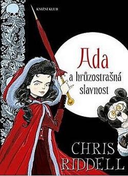 Ada a hrůzostrašná slavnost obálka knihy