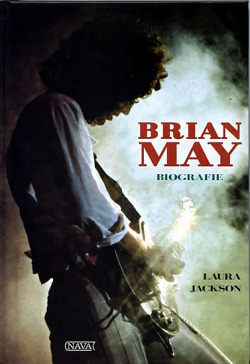 Brian May – Biografie obálka knihy