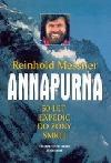 Annapurna – 50 let expedic do zóny smrti obálka knihy