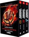 Hunger Games 1–3 (box)