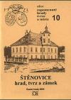 Štěnovice - hrad, tvrz a zámek