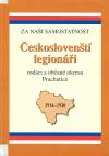 Českoslovenští legionáři. Rodáci a občané okresu Prachatice