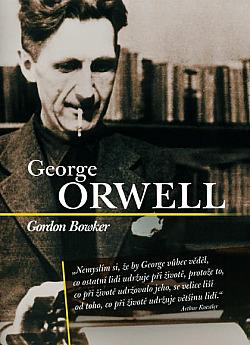 George Orwell obálka knihy