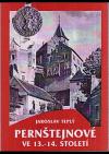 Pernštejnové ve 13.-14. století