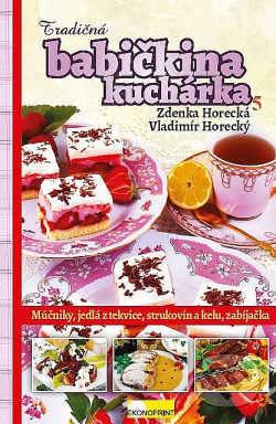 Tradičná babičkina kuchárka 5 obálka knihy
