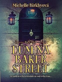 Dům na Baker Street obálka knihy