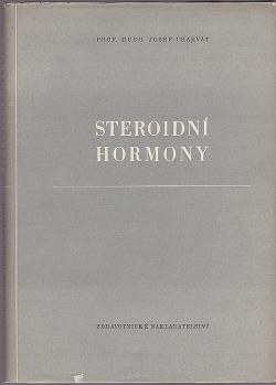 Steroidní hormony obálka knihy