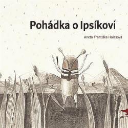Pohádka o Ipsíkovi obálka knihy
