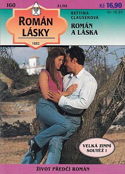 Román a láska obálka knihy
