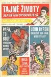 Tajné životy slavných spisovatelů