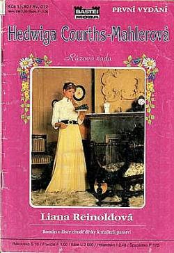 Liana Reinoldová obálka knihy
