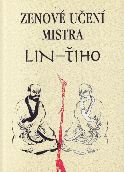 Zenové učení Mistra Lin-Ťiho obálka knihy