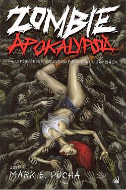 Zombie apokalypsa obálka knihy