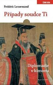 Diplomacie v kimonu obálka knihy