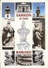 Samson je také baroko