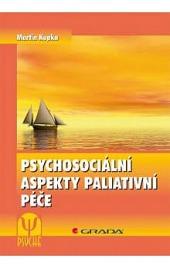 Psychosociální aspekty paliativní péče obálka knihy