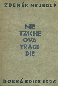 Nietzscheova tragedie obálka knihy
