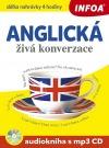 Anglická živá konverzace: audiokniha s mp3 CD