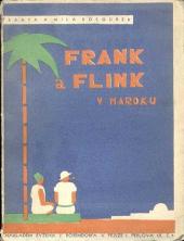 Frank a Flink v Maroku obálka knihy