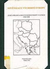 Sovětizace východní Evropy obálka knihy