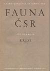 Fauna ČSR. Křísi - Homoptera