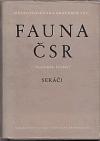 Fauna ČSR. Sekáči - Opilionidea